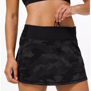 Lululemon Pace Rival Skirt Regular